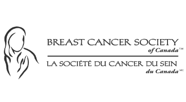 Breast Cancer Society logo.